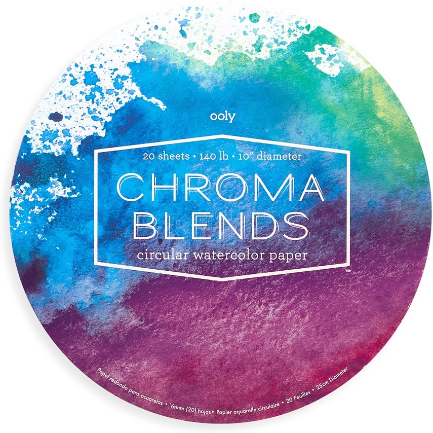 Chroma Blends Cicular Paper Pad-1