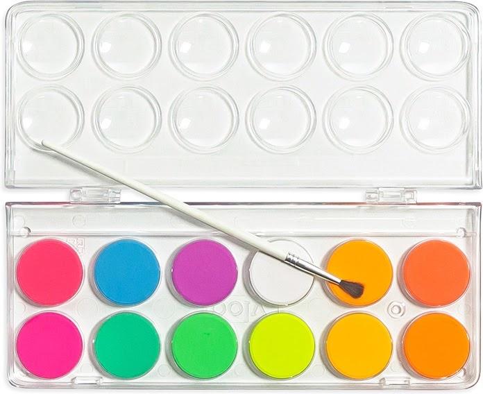 Chroma Blends Neon Watercolor Set-3