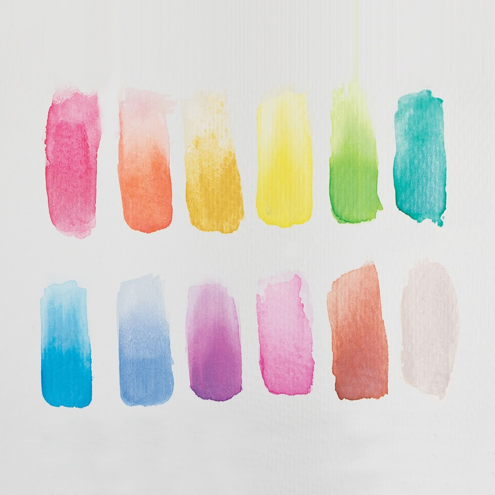 Chroma Blends Pearlescent Watercolor Set-4