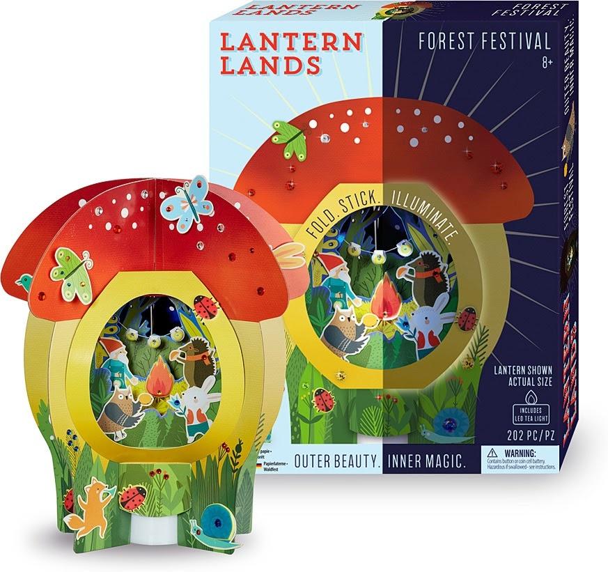 Lantern Lands Forest Festival-3