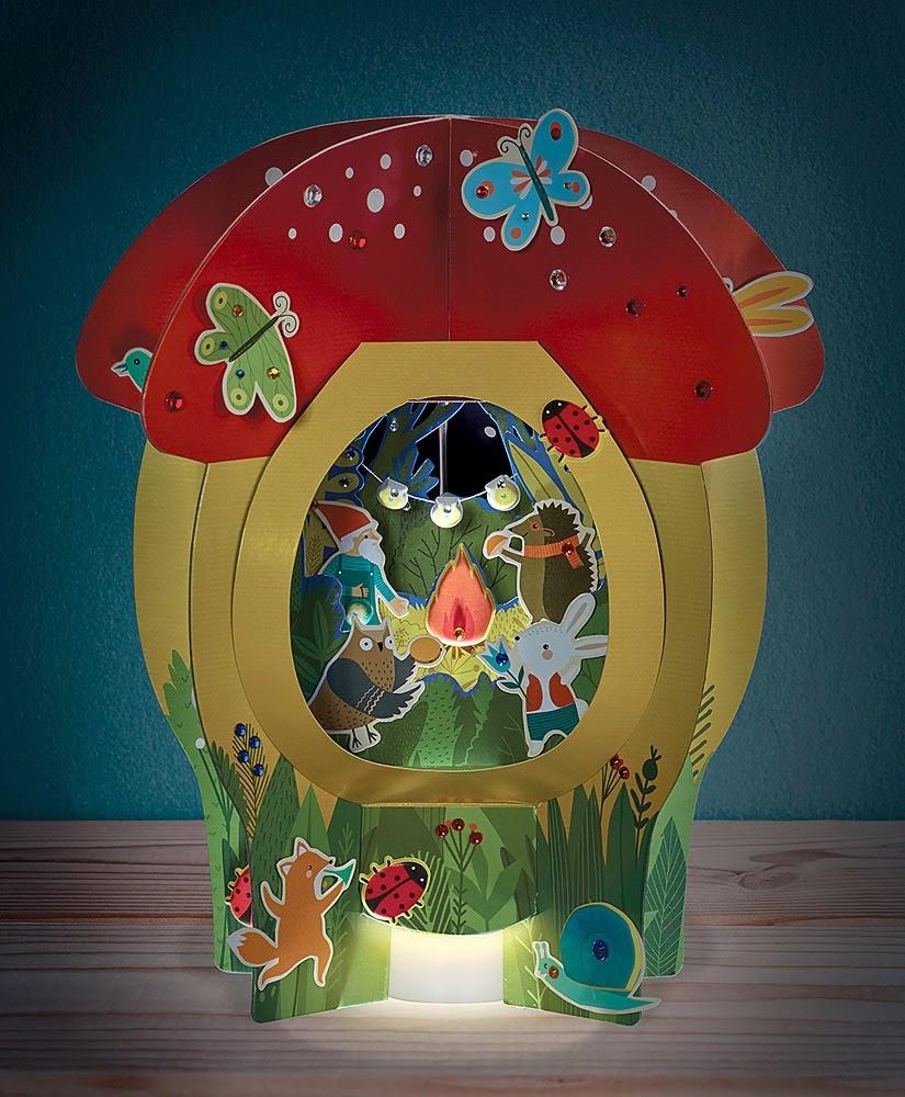 Lantern Lands Forest Festival-2