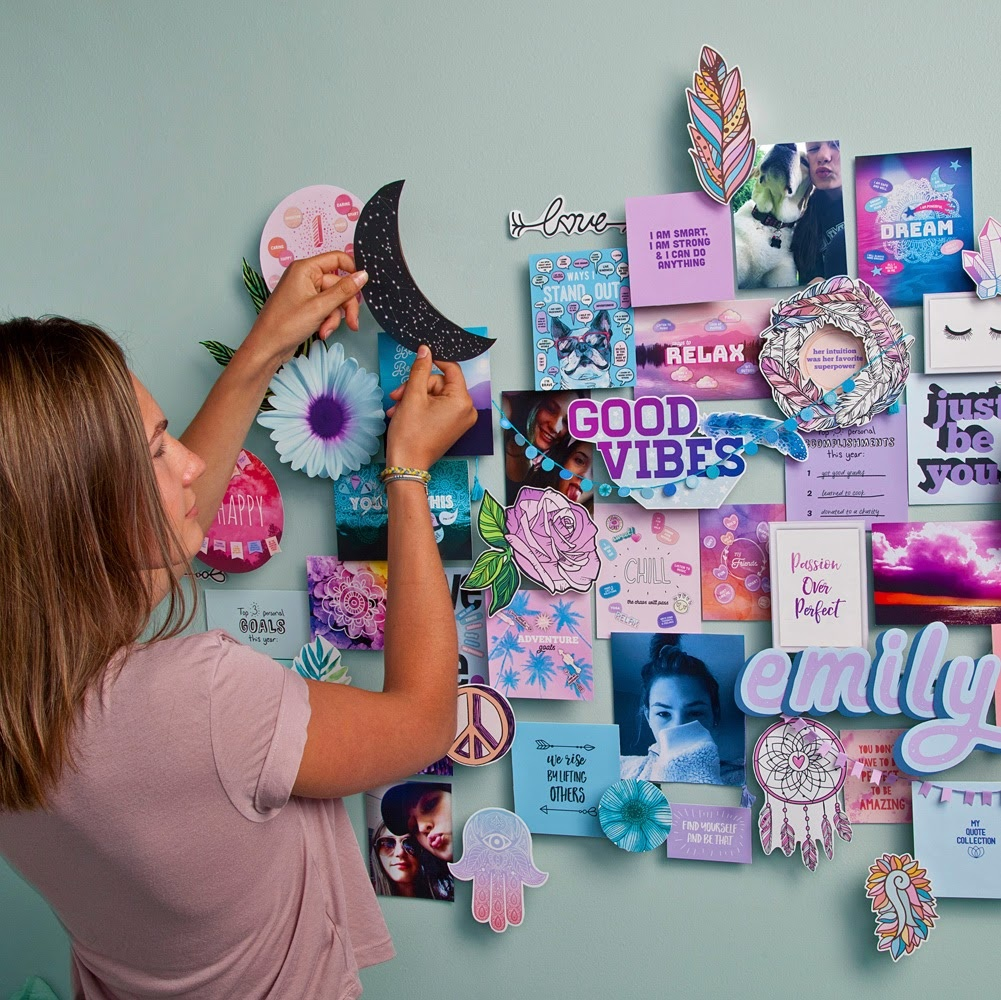 Craft-tastic My Very Own Wall Collage-4