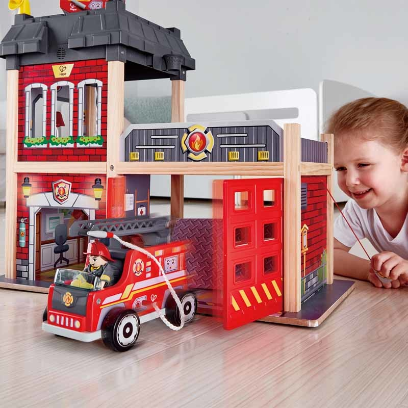 Hape Fire Station-2
