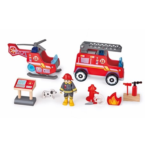 Hape Fire Station-4