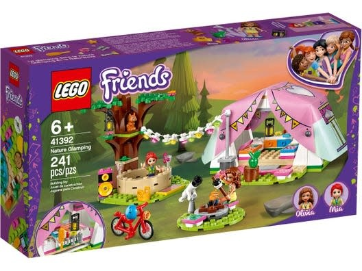LEGO Friends Nature Glamping-1