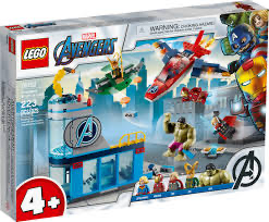 Lego Avengers Wrath of Loki-1