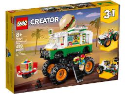 Lego Creator Monster Burger Truck-1