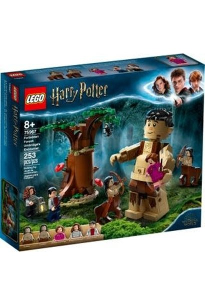Lego Harry Potter Forbidden Forest Umbridge's Encounter