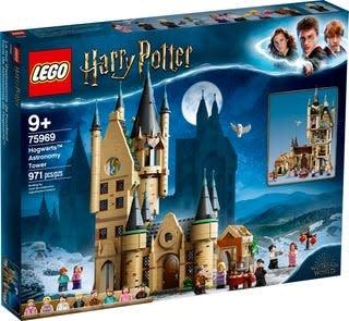 LEGO Harry Potter Hogwarts Astronomy Tower-1