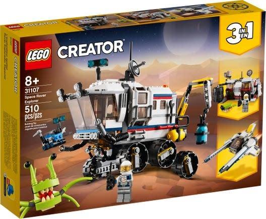 LEGO Creator Space Rover Explorer-1