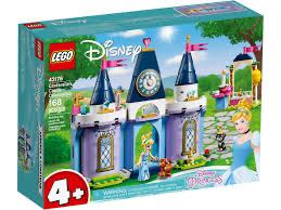 Lego Disney Cinderella's Castle-1