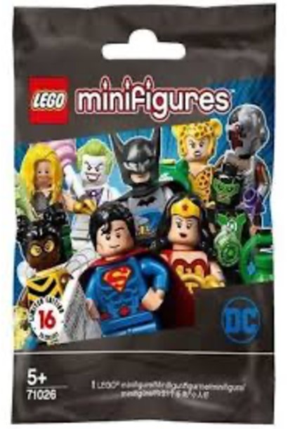 Lego Minifigures DS Super Hero