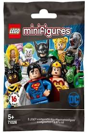 Lego Minifigures DS Super Hero-1
