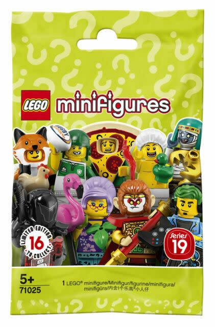 Lego Minifigures Series 19-1