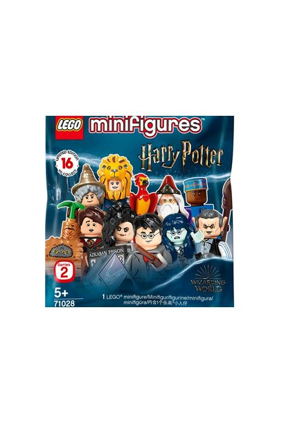 Lego Minifigures Series Harry Potter