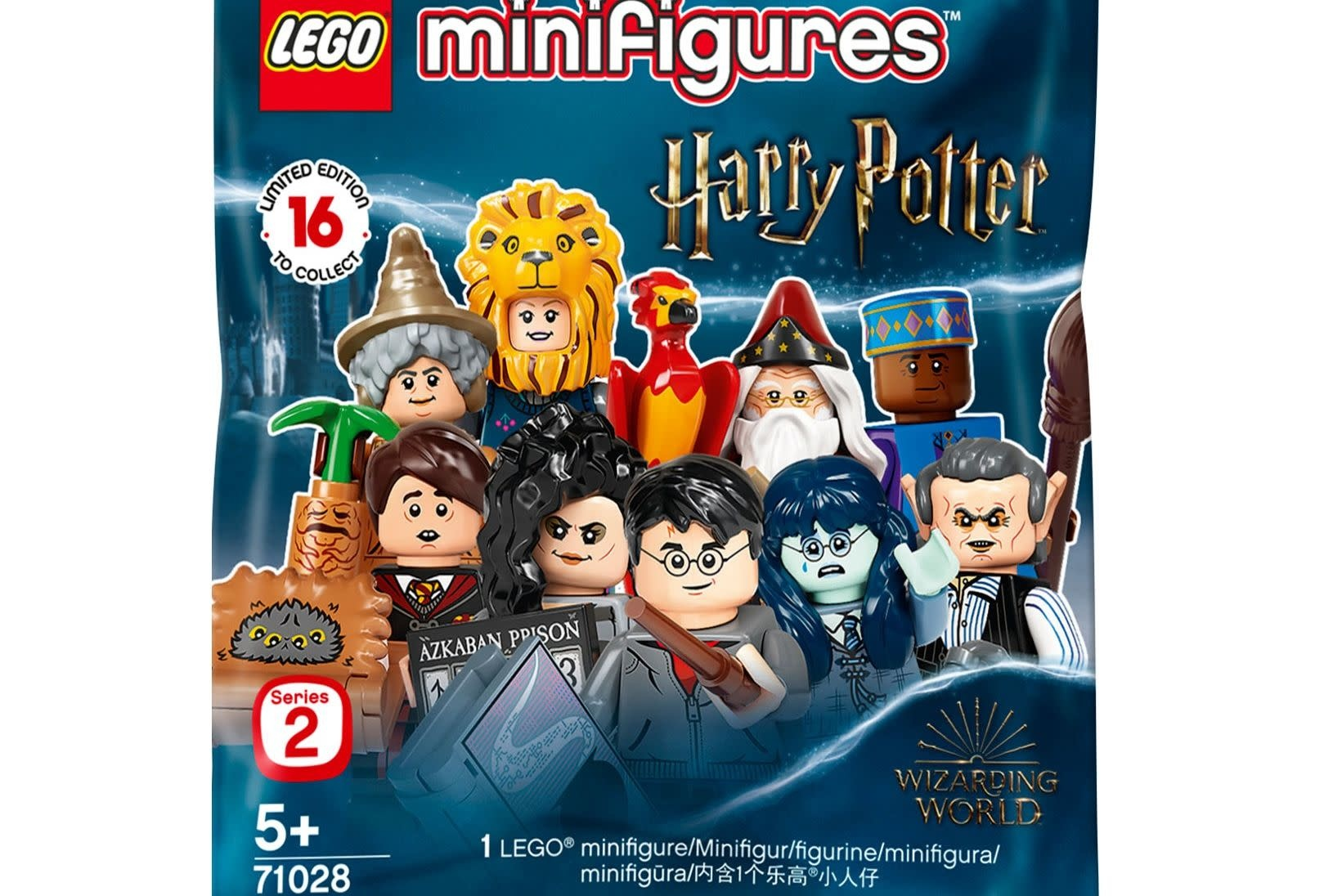 Lego Minifigures Series Harry Potter-1