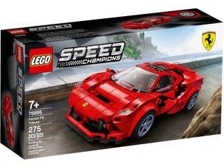 Lego Speed Champions Ferrari F8 Tributo-1