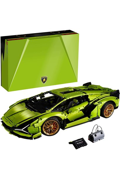 LEGO Technic Lamborghini Sian FKP37