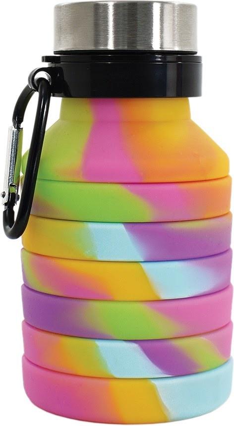 Collapsible Water Bottle Tie Dye-3