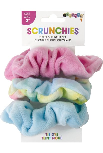 Scrunchie Set Tie Dye