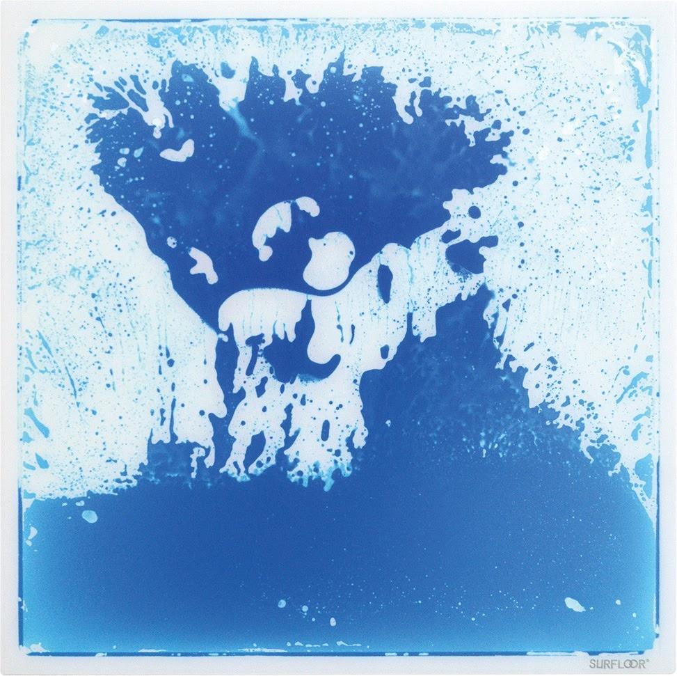 Surfloor Liquid Tile Blue-4
