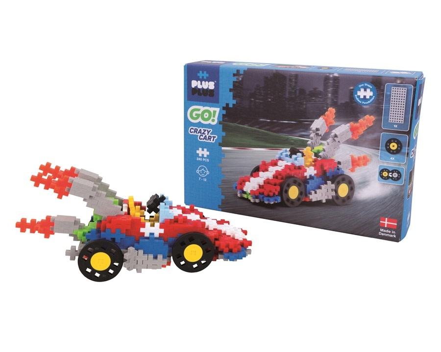 Plus Plus Go! Crazy Cart-1