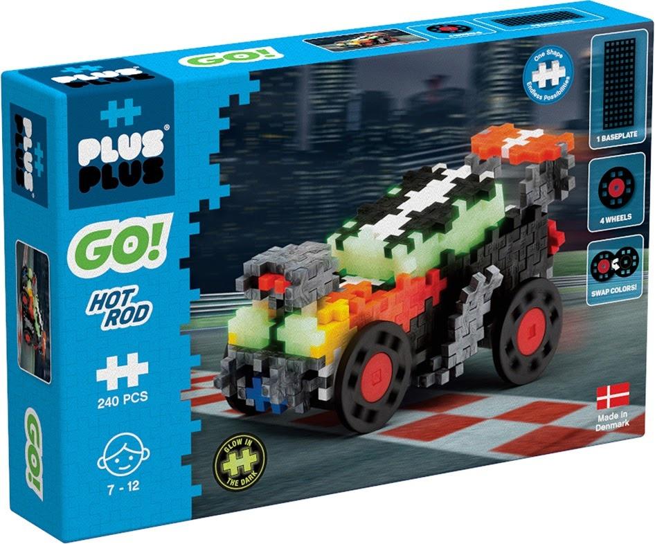 Plus Plus Go! Hot Rod-6