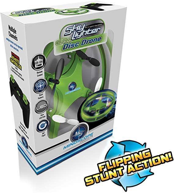 Sky Lighter Drone Green-1