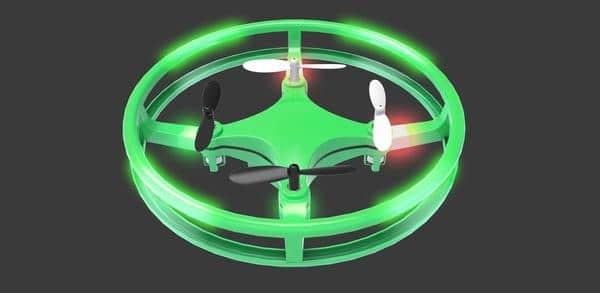 Sky Lighter Drone Green-2
