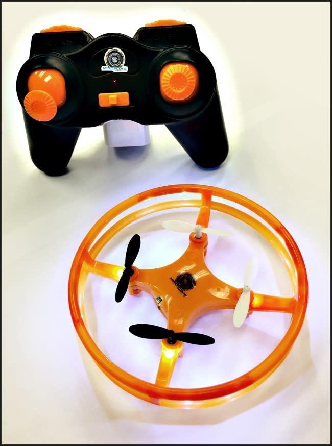 Sky Lighter Drone Orange-1