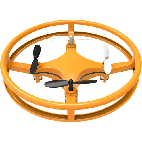 Sky Lighter Drone Orange-3