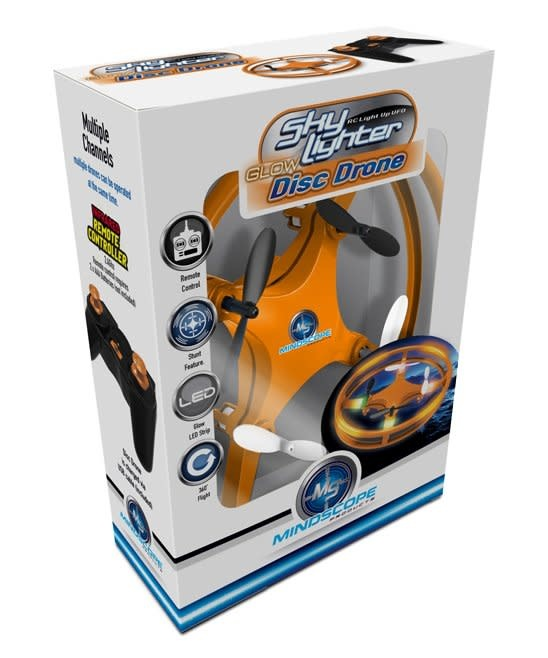 Sky Lighter Drone Orange-4