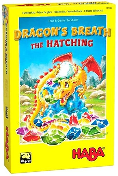 Dragon's Breath The Hatching Game