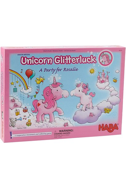 Unicorn Glitterluck Party from Haba