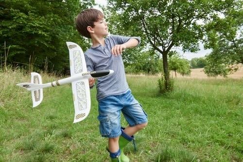 Terra Kids Maxi Hand Glider-3