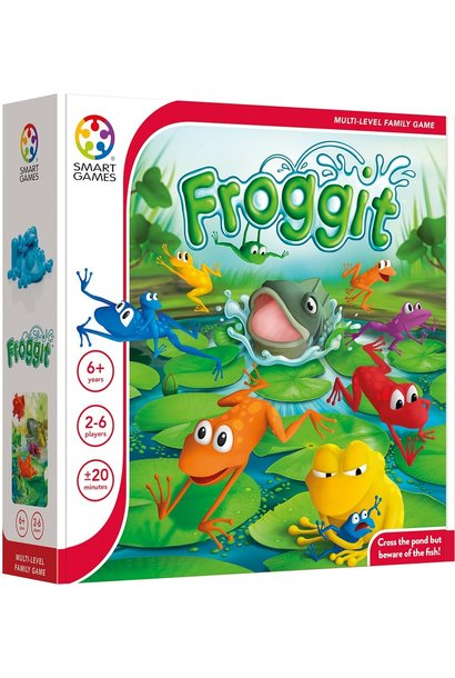 Froggit the Thinking Game