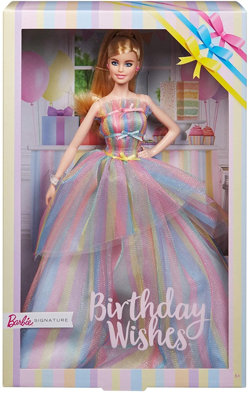 Barbie Birthday Wishes-1