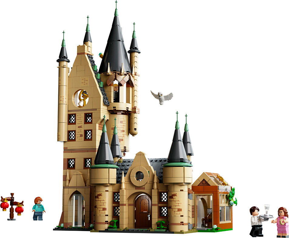 LEGO Harry Potter Hogwarts Astronomy Tower-2