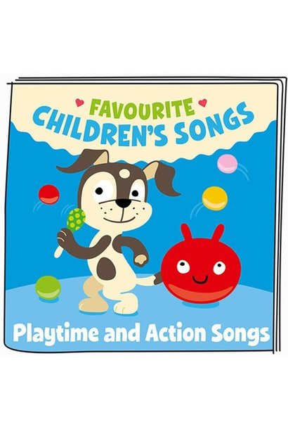 Tonies Audio Favorite Children's Songs Playtime