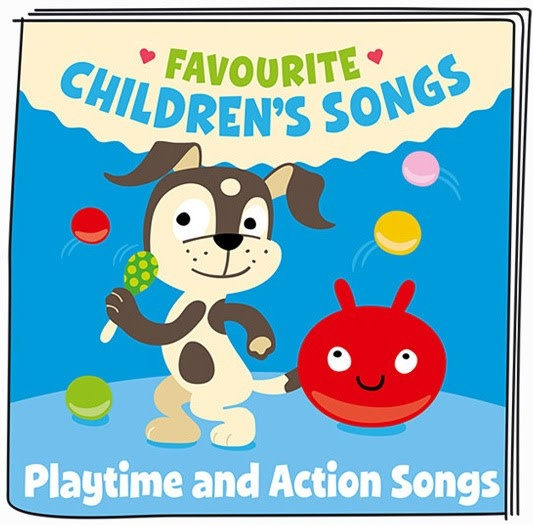 Tonies Audio Favorite Children's Songs Playtime-1
