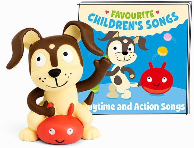Tonies Audio Favorite Children's Songs Playtime-2