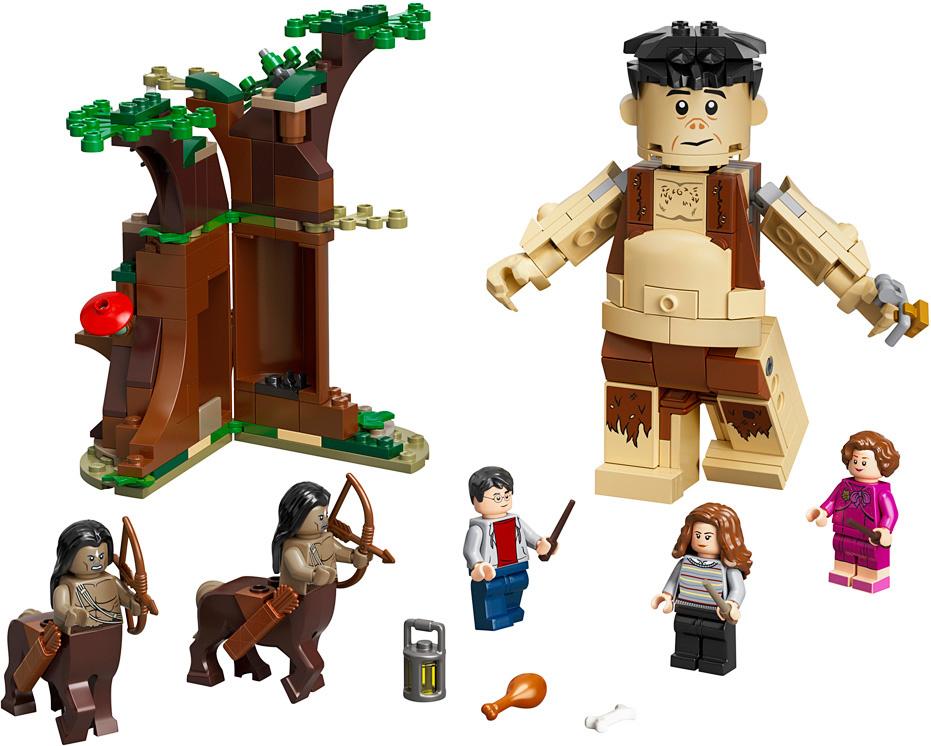 Lego Harry Potter Forbidden Forest Umbridge's Encounter-2
