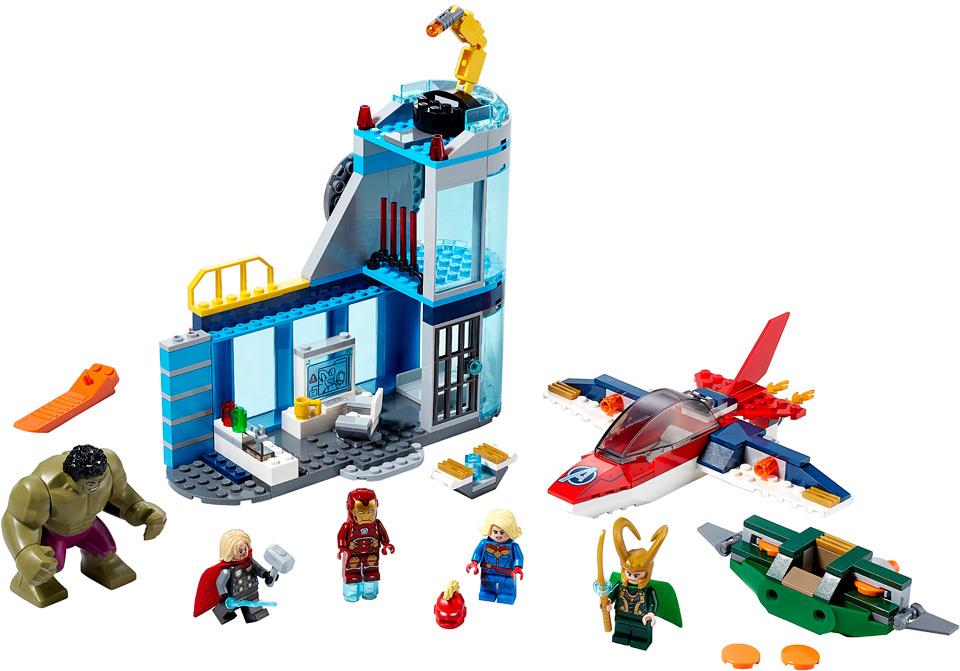 Lego Avengers Wrath of Loki-3
