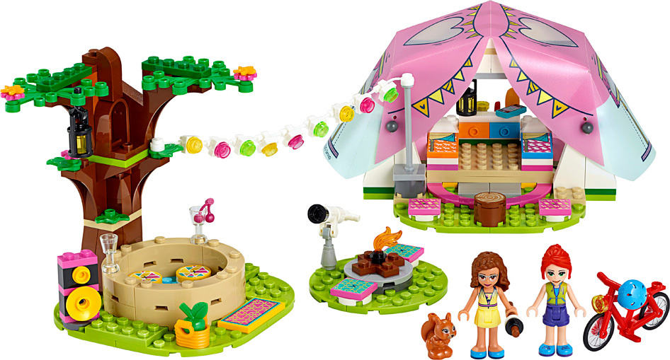 LEGO Friends Nature Glamping-2