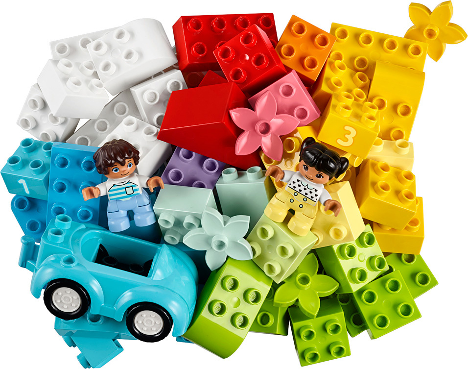 Lego Duplo Brick Box-3