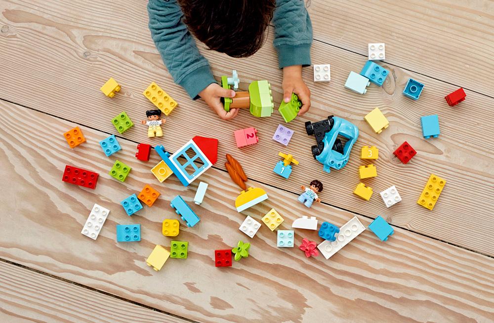 Lego Duplo Brick Box-4