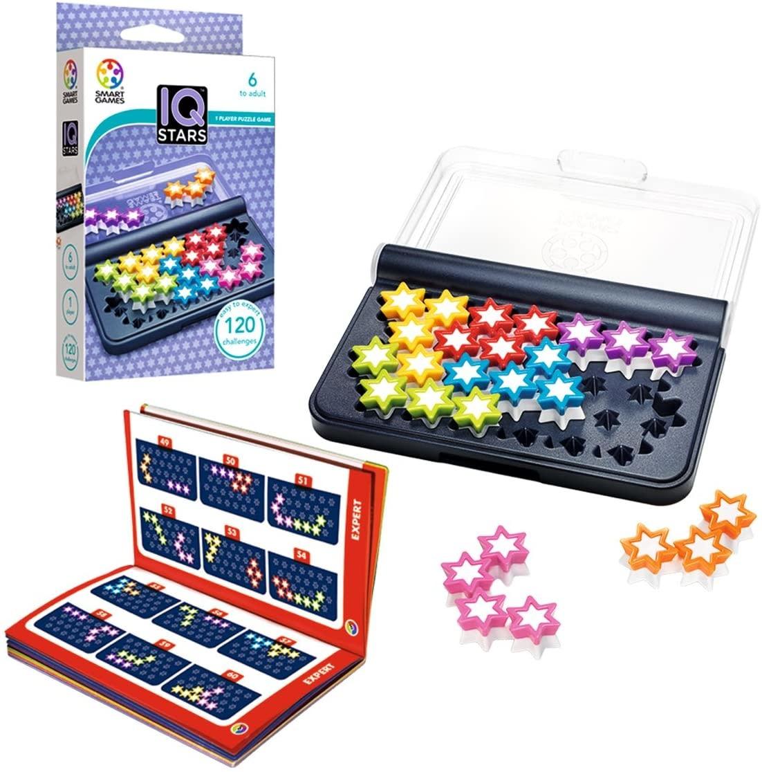 Game/IQ Stars-1