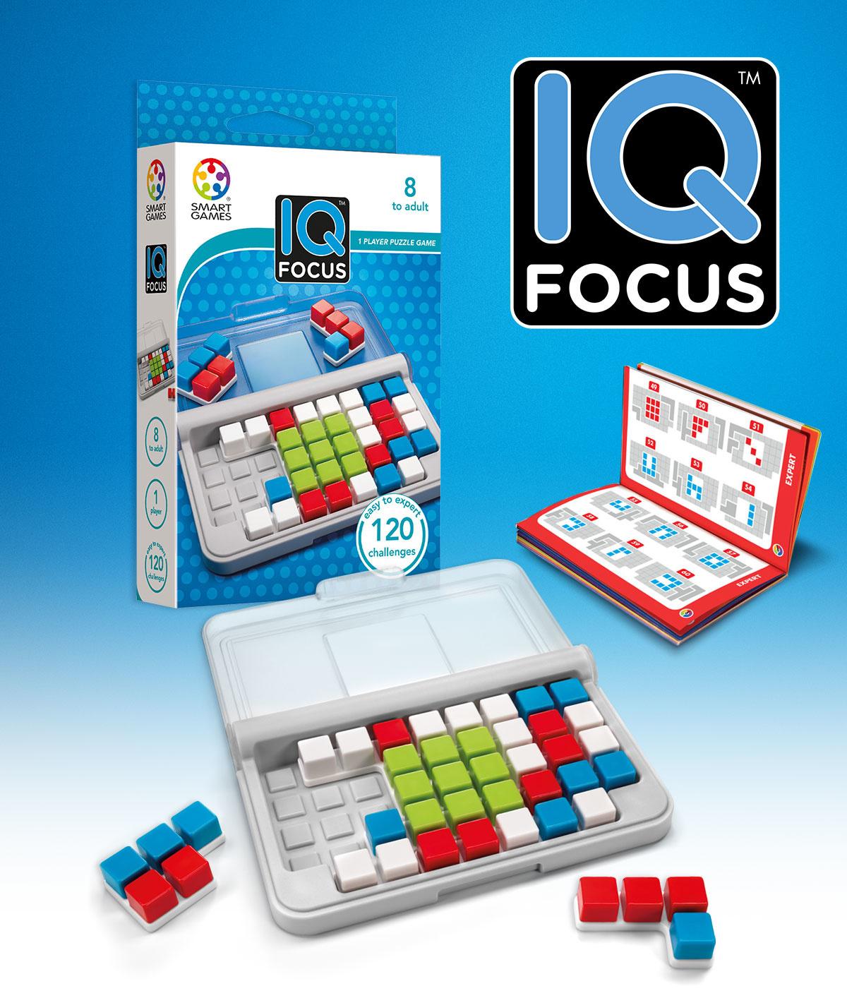 Game/IQ Focus-3