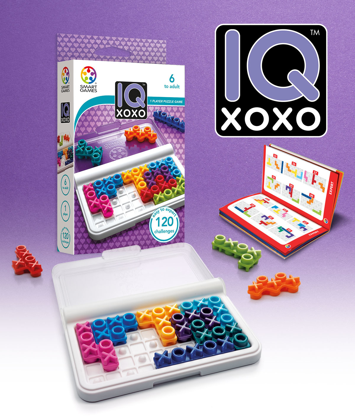 Game/IQ XOXO-2