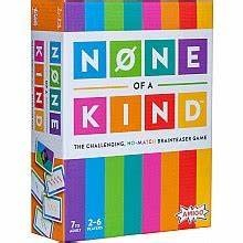None of a Kind Card Game-1